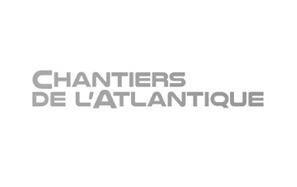 logo Chantier de l'atlantique